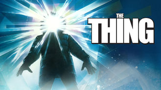 The Thing (1982) on Netflix in Canada